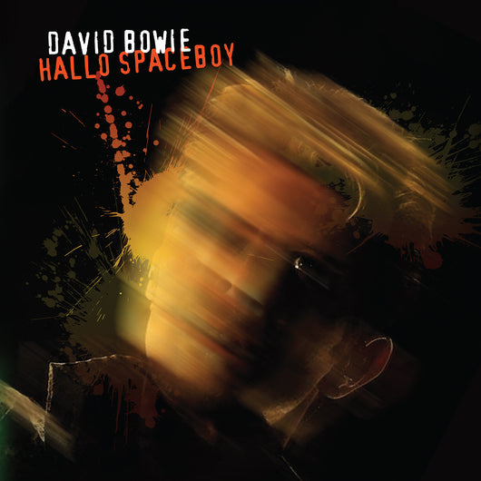 David Bowie, HALLO SPACEBOY, Limited Edition Coloured Vinyl