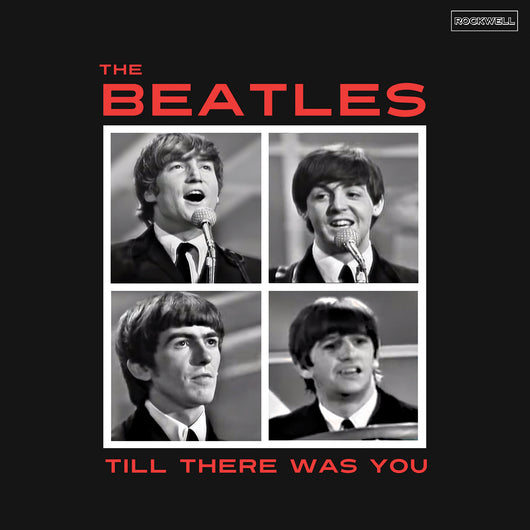 The Beatles, TILL THERE WAS YOU, Limited Edition Coloured Vinyl