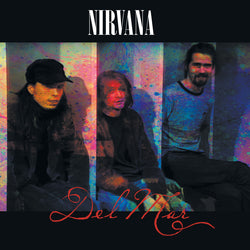 Nirvana, DEL MAR, Limited Edition Coloured Vinyl