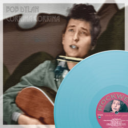 Bob Dylan, CORRINA CORRINA, Light Blue Vinyl, Limited 265 copies