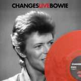 David Bowie, CHANGESLIVEBOWIE, Limited Edition Coloured Vinyl