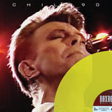 Davide Bowie, CHILE90, Limited Edition Coloured Vinyl