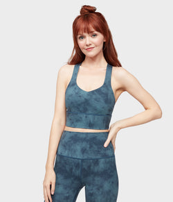 Manduka Apparel - Women's Solite Energy Bralette - Nocturnal Sky