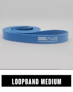 Fuze Loopband Medium - Blue