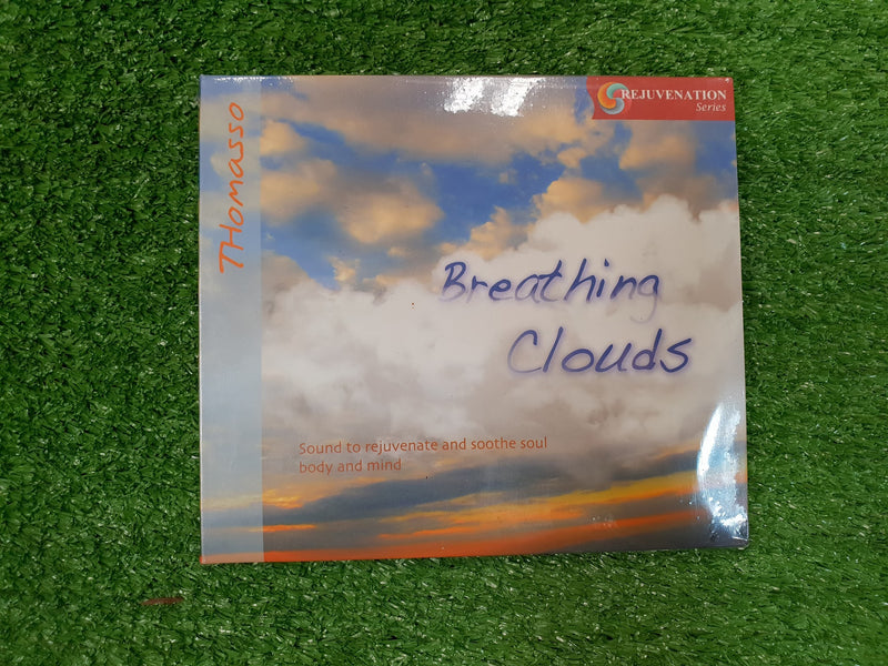 Thomas Records CD Song-Breathing Clouds - N/A