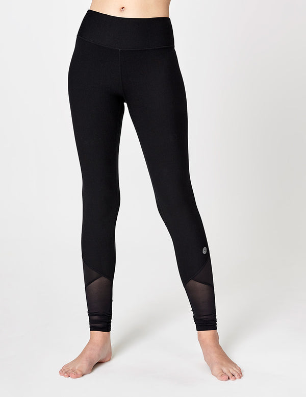 easyoga LA-VEDA Active Stirrup Leggings1 - L1 Black