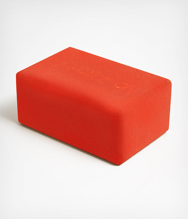 Manduka Recycled Foam Yoga Block - Arise