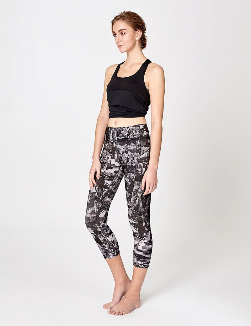 easyoga LA-VEDA Keep Cool Tank - L1 Black