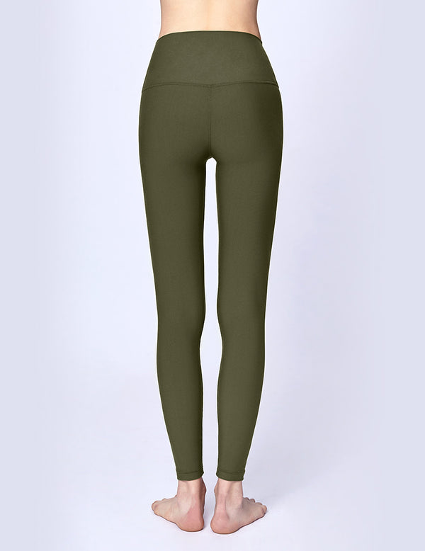 easyoga LA-VEDA Ethereal Chummy Core  Tight - G30 Moss Green