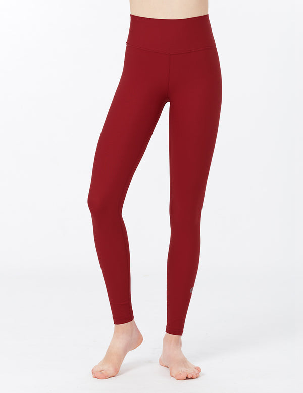 easyoga LA-VEDA Chummy Core Tights3 - R26 Capsicum