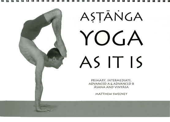 Book & Media Book  Xas dangkh yokha (Astanga Yoga As It Is) - N/A