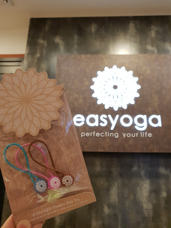 easyoga easyoga hair tie (3pcs/set) - Assorted