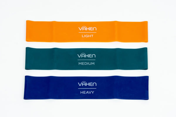 Vaken Mini Resistance Bands - Assorted