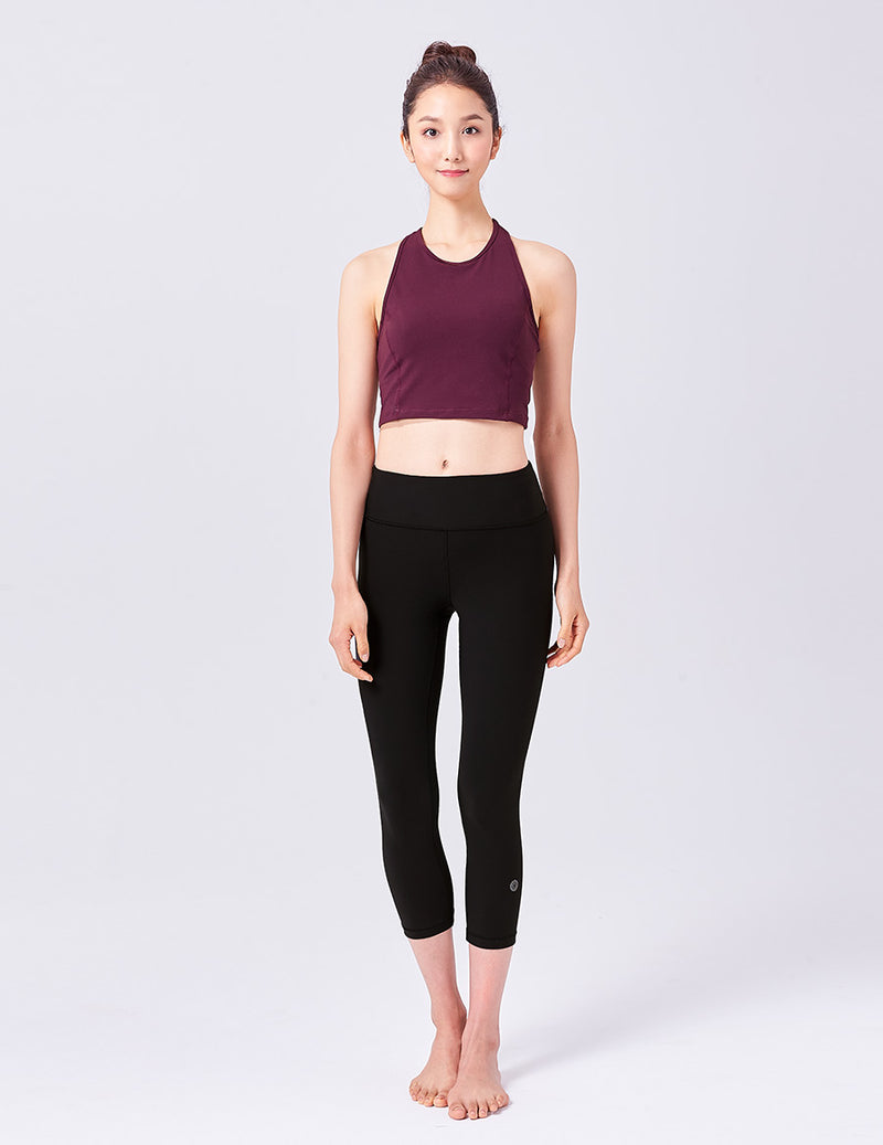 easyoga LA-VEDA Prima Tank - P13 Midnight Purple