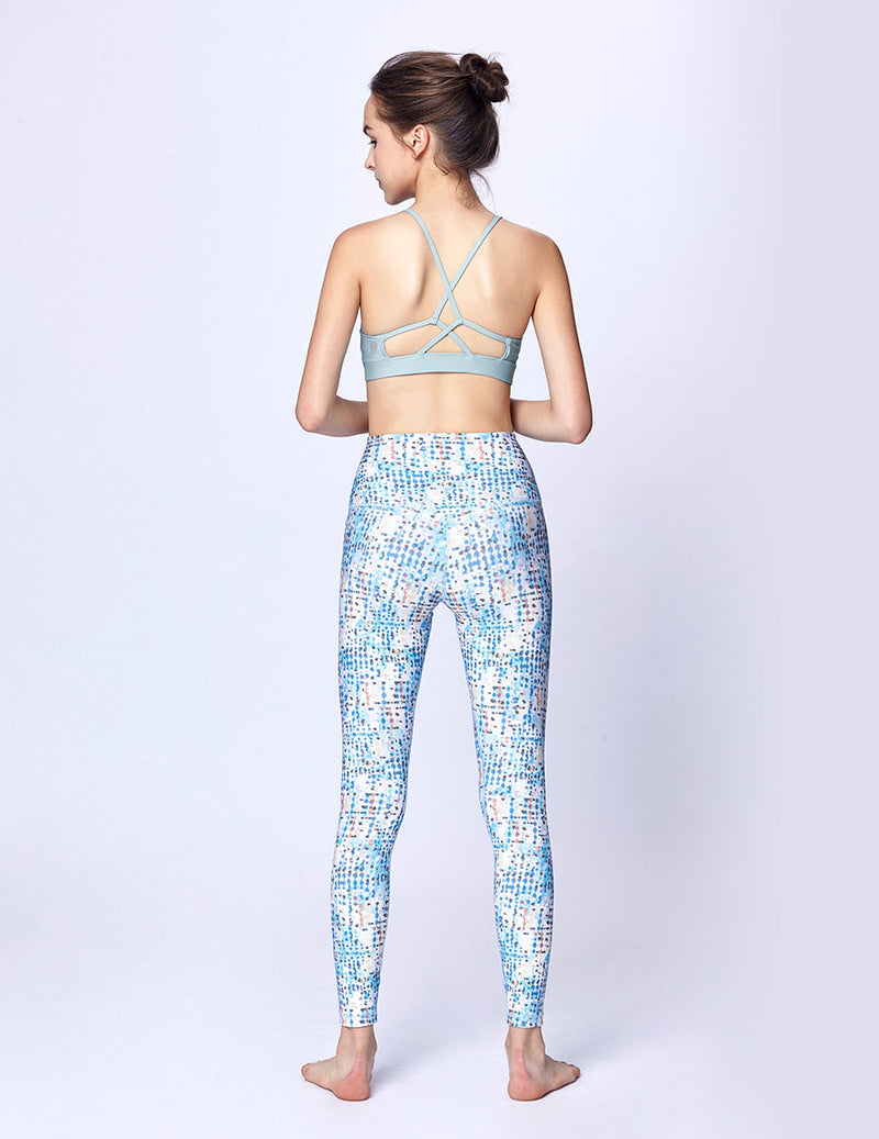 easyoga LA-VEDA Chummy Core Tight - F74 Kaleidoscope