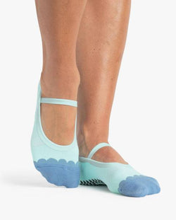 Pointe Studio Lily Dance Grip - Teal