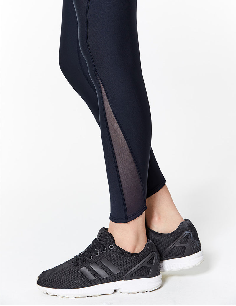easyoga Lespiro Gym Chic Tights - B23 Black blue