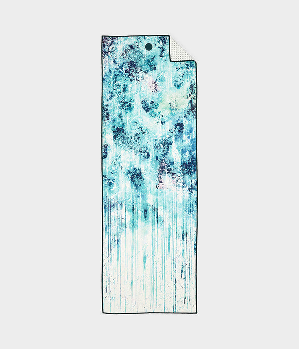 yogitoes® yoga towel - Undercurrent Flora