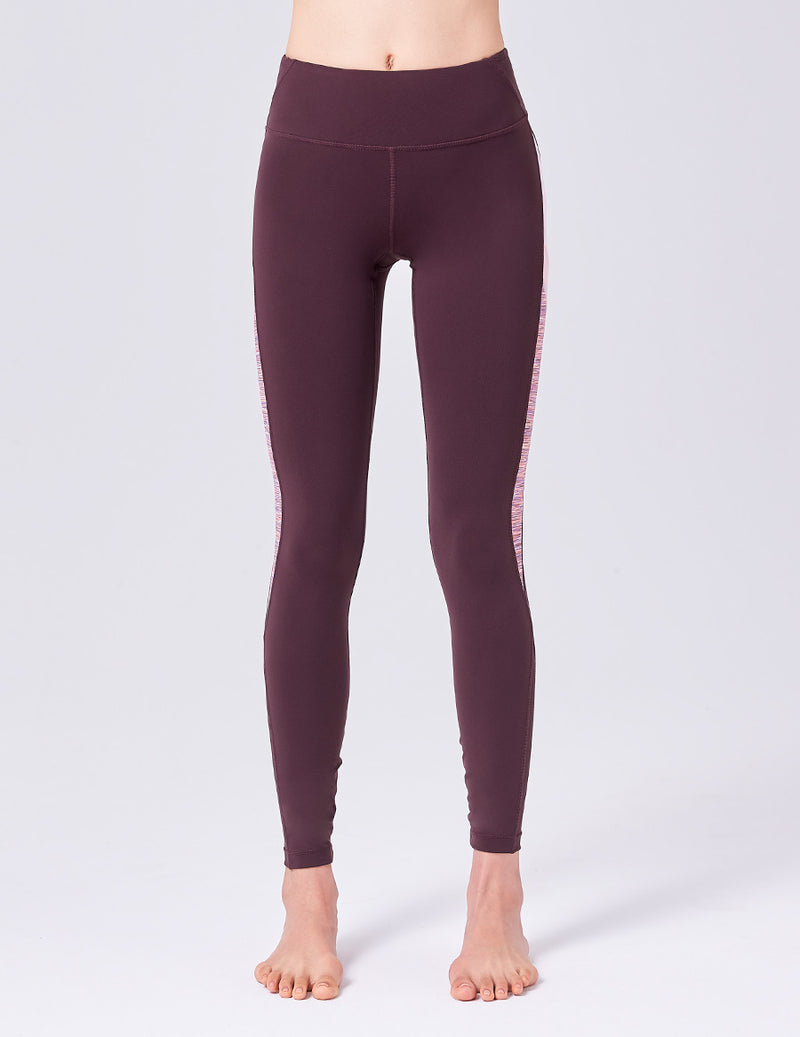 easyoga LA-VEDA Eternity Core Tight - P13 Midnight Purple