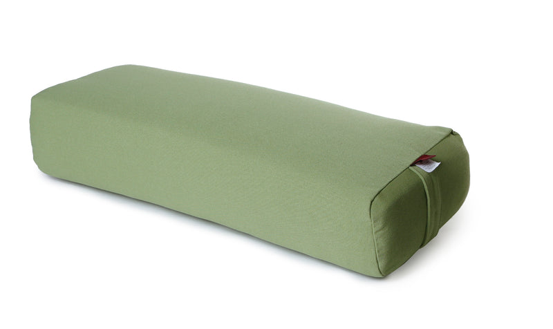 easyoga Dual Handle Yoga Bolster - G3 Dark Green