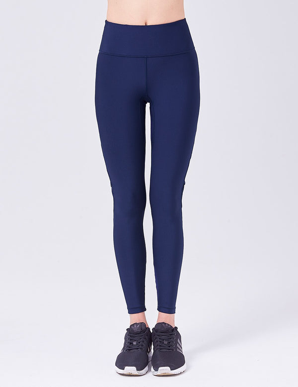 easyoga Lespiro  Slinky Braid Pants - B3 Dark Blue