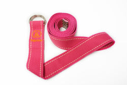 YogaAum AumStrap - Ribbon Pink