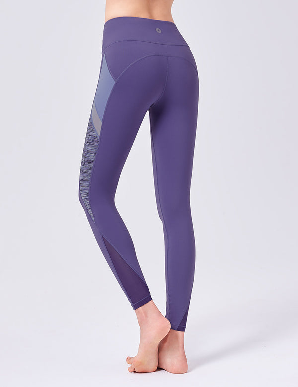 easyoga LA-VEDA Eternity Core Tight - P11 Dark Lilac