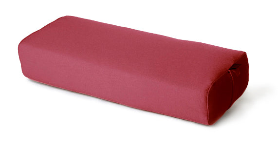easyoga Yoga Bolster - R6 Red