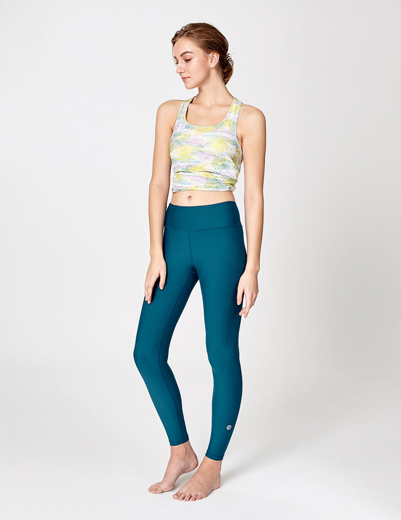 easyoga LA-VEDA Keep Cool Tank - FA2 Swaying Plants