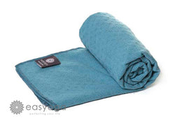 easyoga Titanium Yoga Mat Towel Plus 005 - B4 Blue Green