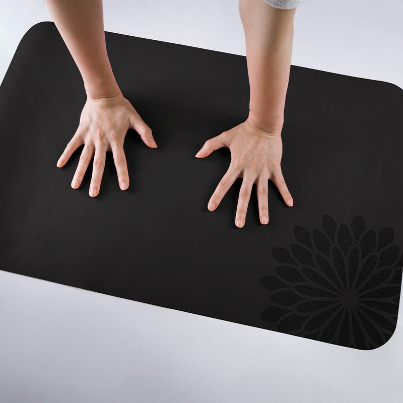 easyoga Breathin' Space Pro Mat - Hand Size - L1 Black