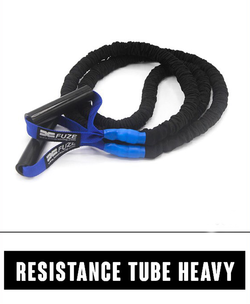 Fuze Resistance Tube Heavy - Blue
