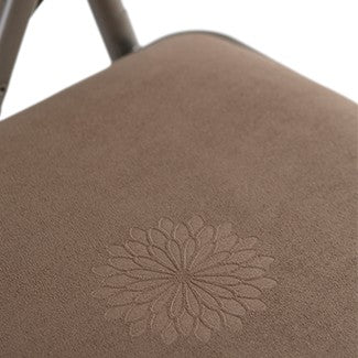 easyoga Topro Yoga Chair- Micro Suede - C1 Brown