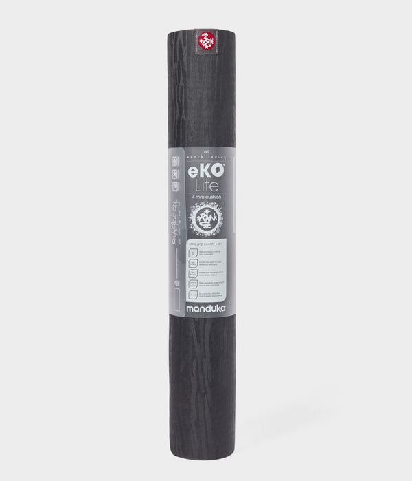Manduka eKO Lite Yoga Mat 4 mm - Charcoal