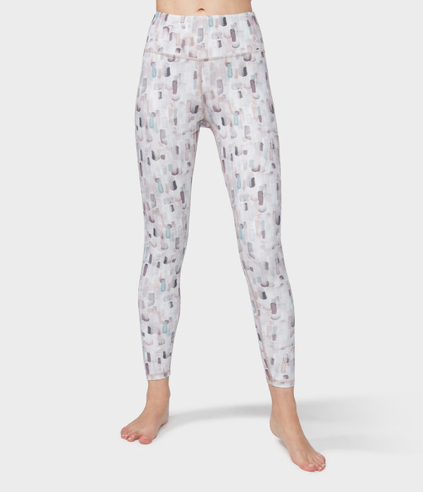Manduka Apparel - Women's Essential Printed Legging - Elemental Print