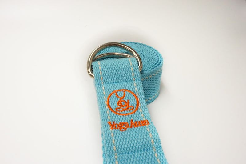 YogaAum AumStrap - Ribbon Turquoise