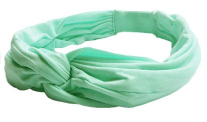 easyoga LA-VEDA Mori Retro Head Band - M1 M-Green