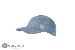 easyoga Lespiro Tennis Cap 004 - A03 Gray/Yellow