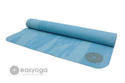 easyoga Premium Rubber EZ Travel - B2 Blue