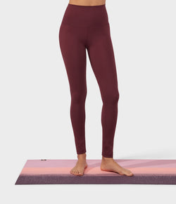 Manduka Apparel - Women's Performance Legging - High Rise W/Media Pocket - Fig