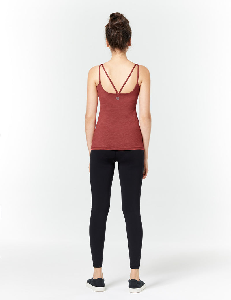 easyoga LA-VEDA Conflux Tights3 - L1 Black