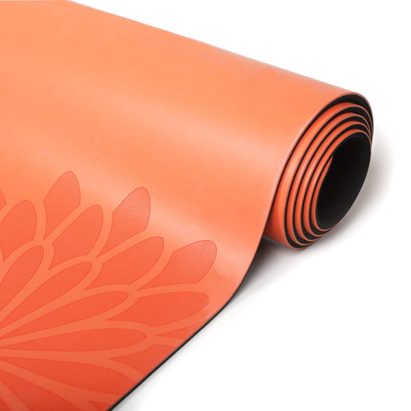 easyoga Breathin' Space Pro Mat - O1 Orange