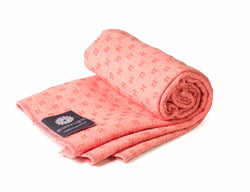 easyoga Titanium Yoga Hand Towel - O1 Orange