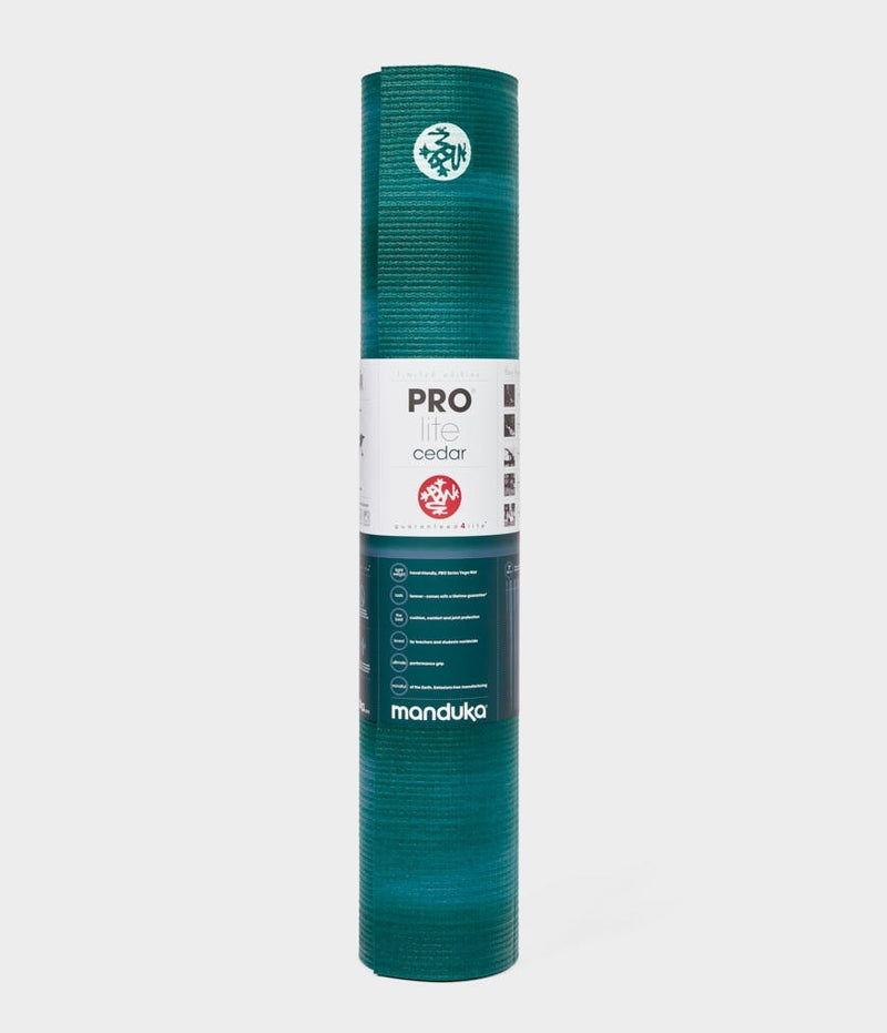 Manduka Prolite® yoga mat 4.7mm (Limited - Color Fields) - Cedar - Colorfield