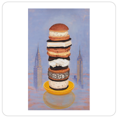 Ice Cream Sandwiches of New York, Kent Christensen