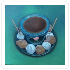 Chocolate Fondue, Kent Christensen