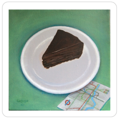 Ronnie's Chocolate Cake, Kent Christensen