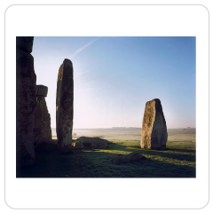 Stonehenge, Harry Cory Wright