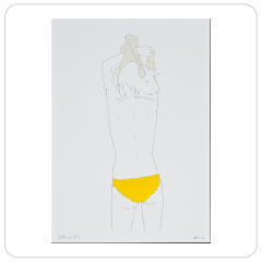 Yellow (iii), Natasha Law
