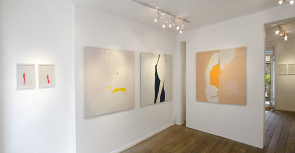 Installation image 'Dust in Their Eyes', Natasha Law